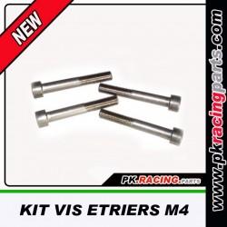 KIT VIS ETRIERS M4