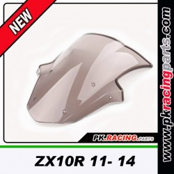 BULLE DOUBLE COURBURE ZX10R 2011-