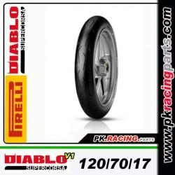 Diablo super corsa  V1 120/70/17