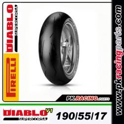 Diablo super corsa V1 190/55/17-SC2