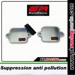 plaques de suppression anti pollution
