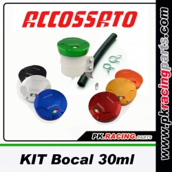 KIT BOCAL 30 ml ACCOSSATO