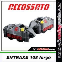 ETRIER ACCOSSATO ENTRAXE 108 FORGE