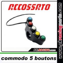 Comodo Racing 5 boutons