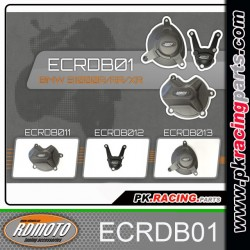 KIT PROTECTIONS CARTER S1000 RR 09-15