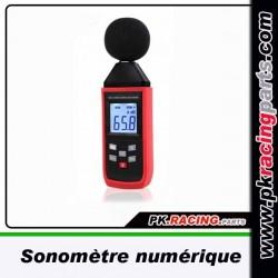 Sonomètre numérique PkRacingParts