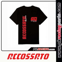 T SHIRT ACCOSSATO