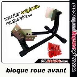 Bloque roue moto