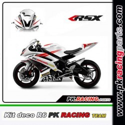 KIT DECO R6 PK RACING TEAM