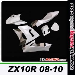POLY HAUT DE GAMME ZX10R 08-10