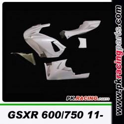 POLY HAUT DE GAMME GSXR 600/750 11-