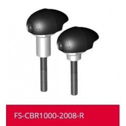 Protection de cadre GB RACING CBR1000 08-17