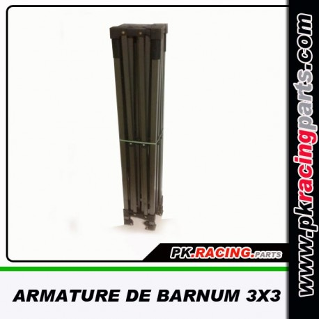 Armature de barnum 3X3