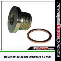 BOUCHON DE SONDE 12mm
