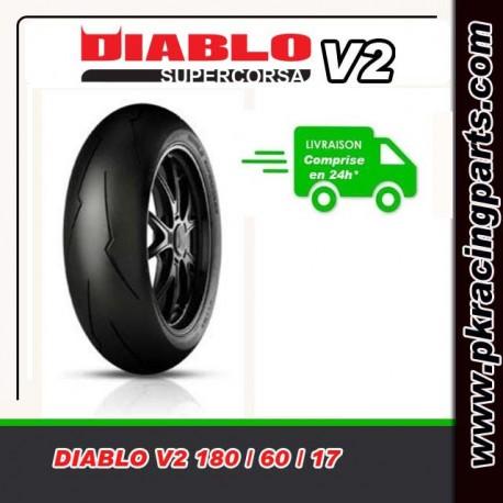 PIRELLI DIABLO SUPERCORSA V2 180/60/17