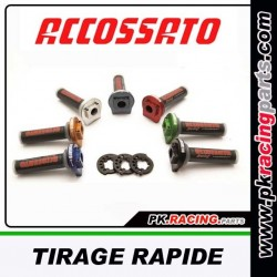 TIRAGE RAPIDE ACCOSSATO RACING