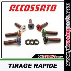 TIRAGE RAPIDE ACCOSSATO RACING