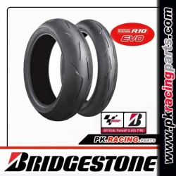 PROMO TRAIN BRIDGESTONE R10 EVO