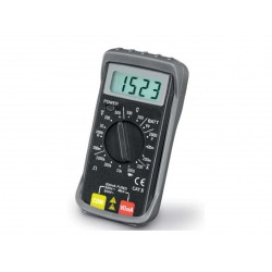Mini multimétre digital ZECA