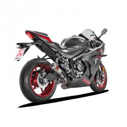 Silencieux AKRAPOVIC titane GP style GSXR 1000 2017-