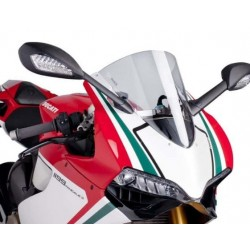 Bulle claire PUIG 1199 PANIGALE 12-14