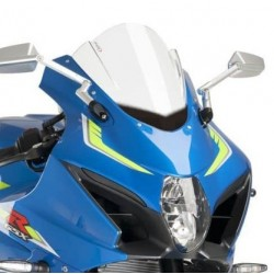 Bulle claire PU2017-2018IG GSXR 1000/R