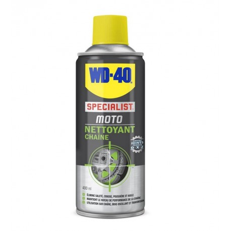 Nettoyant chaine WD40