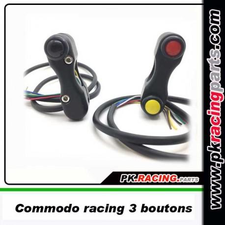Commodo Racing 3 boutons