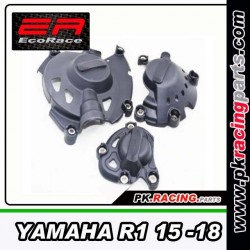 PROTECTIONS DE CARTER YAMAHA R15-16 MT10 16-