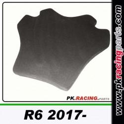 mousse de selle pour poly haut de gamme R6 2017-