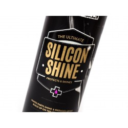 Spray de protection MUC-OFF Motorcycle Silicon Shine 500ml
