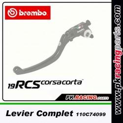 levier complet  pour brembo RCS CORSA CORTA