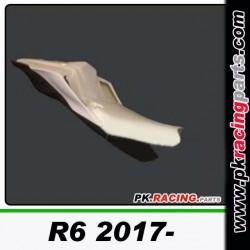 Coque arrière haut de gamme r6 2017