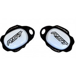 Slider Genou RST Race Dept Factory blanc taille unique