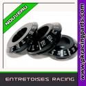 Entretoises de roues fixes